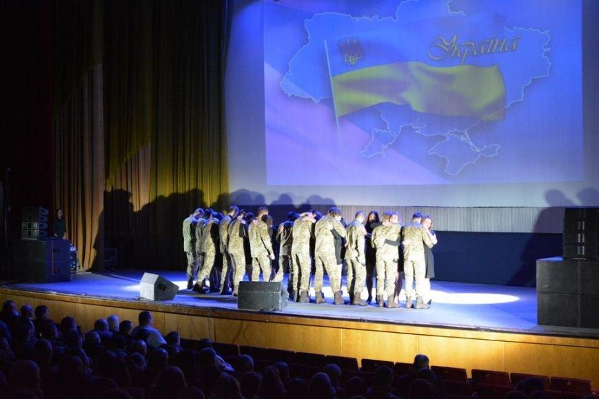 В Днепре презентовали выставку и спектакль, посвященные погибшим сотрудникам СБУ (ФОТО), фото-3