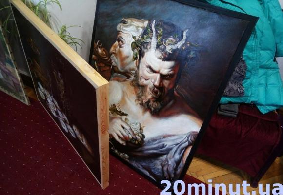 У Кам'янці відреставрували старовинні полотна, фото-1
