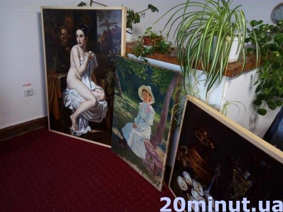 У Кам'янці відреставрували старовинні полотна, фото-3