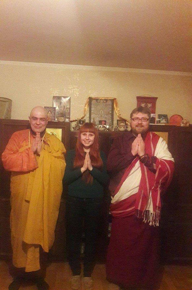 Мелитополь посетил буддийский монах (фото), фото-2