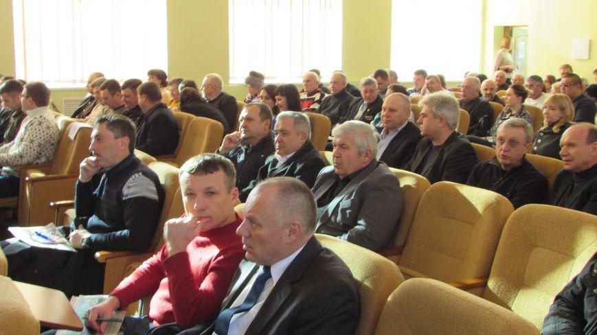 За год работы мэр Мелитополя отчитывался почти два часа (фото), фото-1