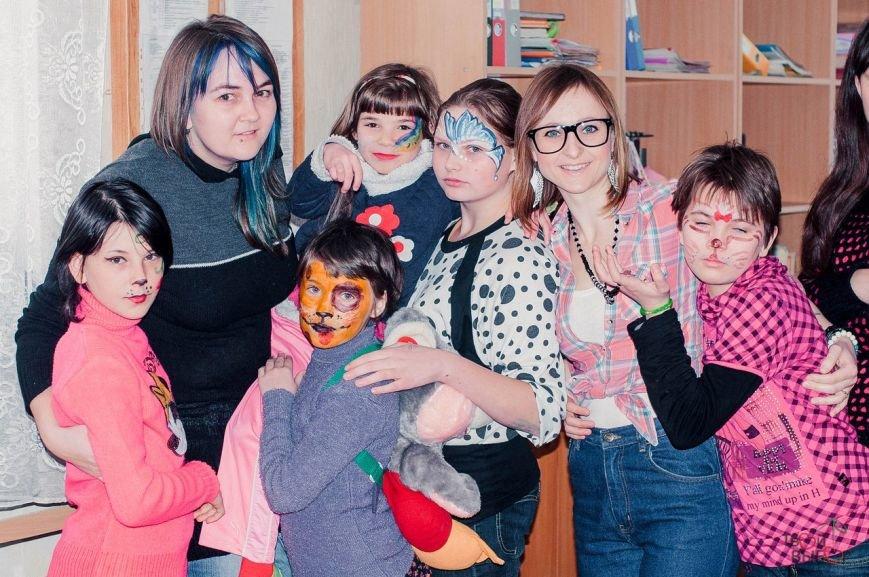 Воспитанников интерната перевоплотили в супергероев, фото-4