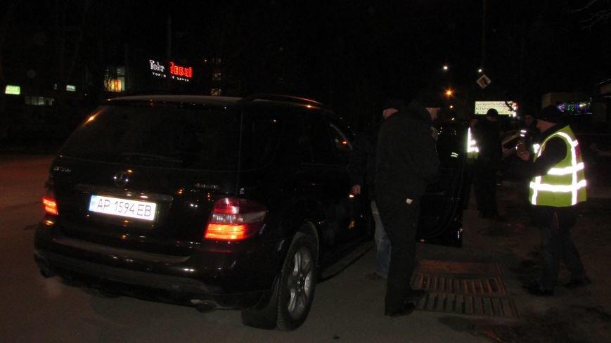 ДТП в Мелитополе: пьяный водитель на пешеходном переходе сбил женщину (фото), фото-2