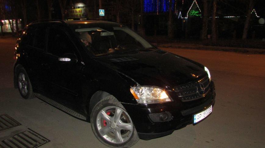 ДТП в Мелитополе: пьяный водитель на пешеходном переходе сбил женщину (фото), фото-1