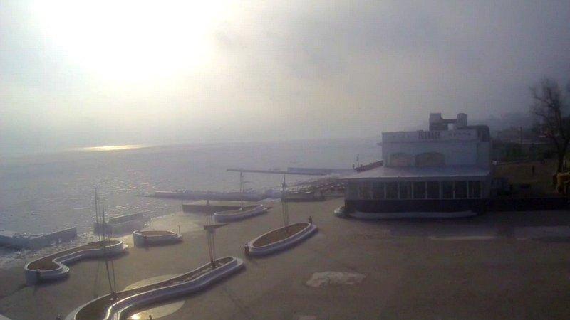 В Одессе замерзло море (ВИДЕО, ФОТО), фото-3
