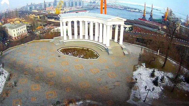 В Одессе замерзло море (ВИДЕО, ФОТО), фото-4