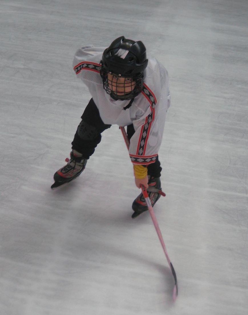 Как актауские хоккеисты покоряют большой лед, фото-1
