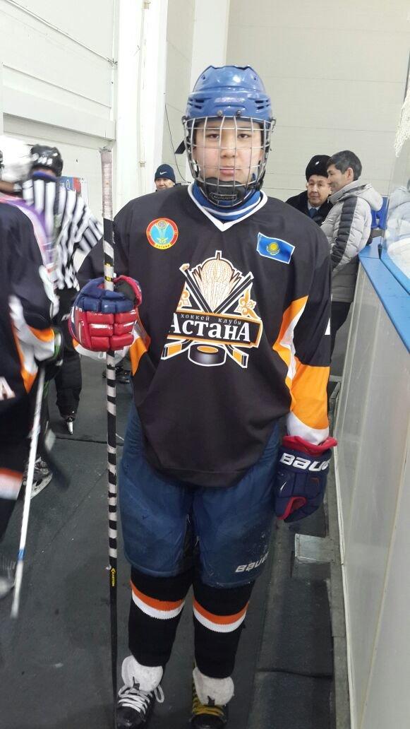 Как актауские хоккеисты покоряют большой лед, фото-2