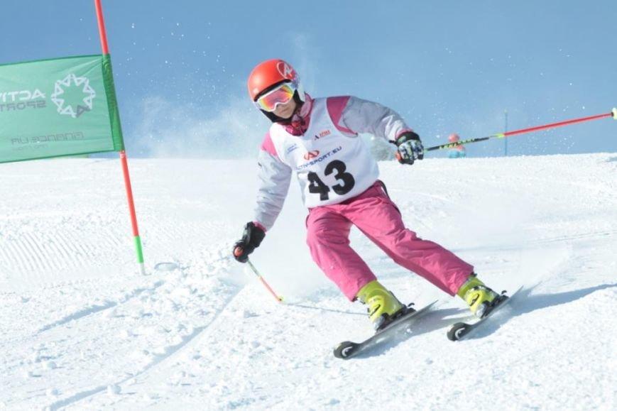 4-го февраля 2017 года «АЛЯСКА ЦЕНТР» приглашает на открытое первенство города Мариуполя по горным лыжам и сноуборду, фото-2