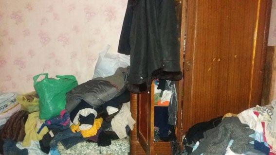 В прифронтовом Новолуганском полиция взяла под опеку семью с детьми (ФОТО), фото-3