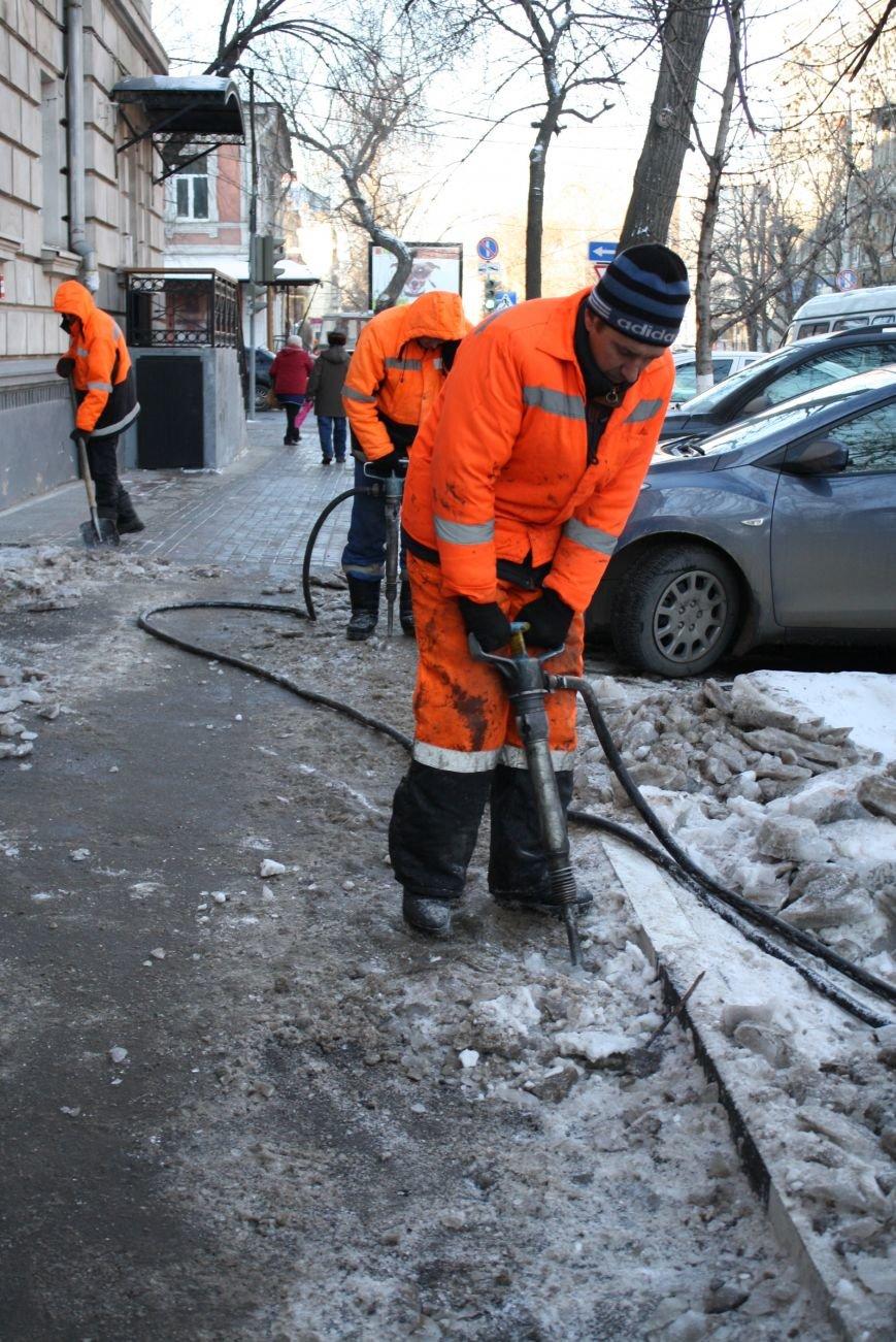 Общественники проверили уборку улиц от снега в Саратова, фото-1