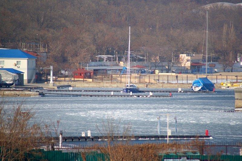 В Одессе вдоль Трассы здоровья растянулись километры льда (ВИДЕО, ФОТО), фото-15