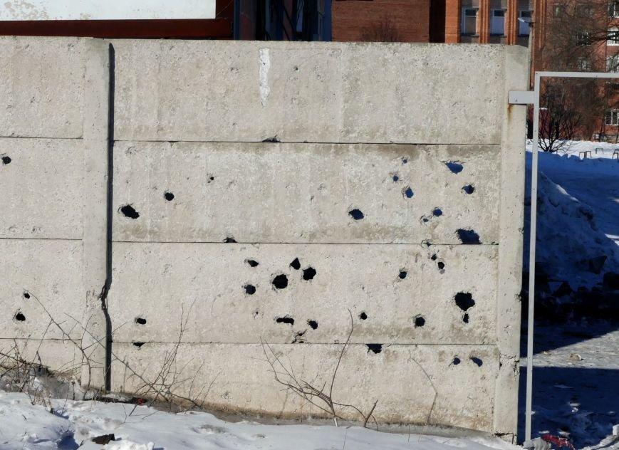 В Донецке снаряды падают в жилые кварталы (ФОТО), фото-3