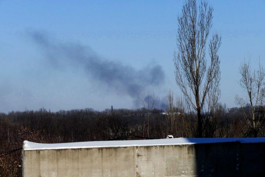 В Донецке снаряды падают в жилые кварталы (ФОТО), фото-2