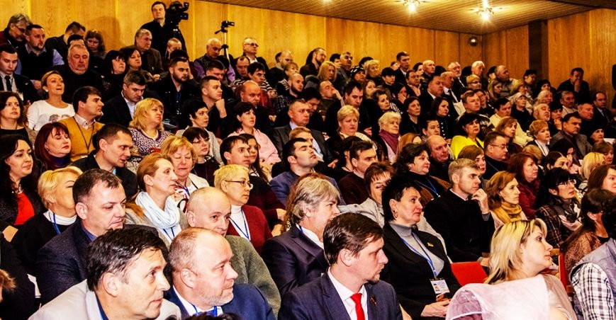 У Херсоні відбулась конференція «Зцілюючи родину - будуємо   майбутнє» (фото), фото-1