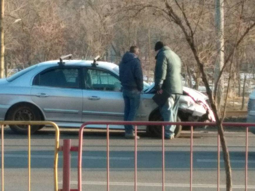 Серьезная авария в одесской Лузановке создала гигантскую пробку на Котовского (ФОТО), фото-1