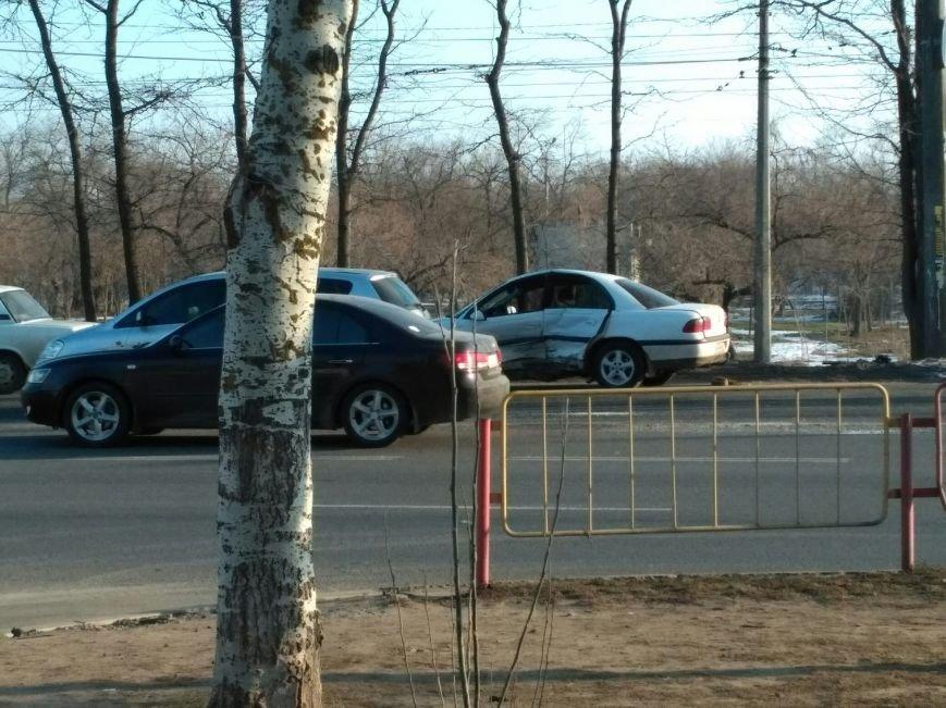 Серьезная авария в одесской Лузановке создала гигантскую пробку на Котовского (ФОТО), фото-2
