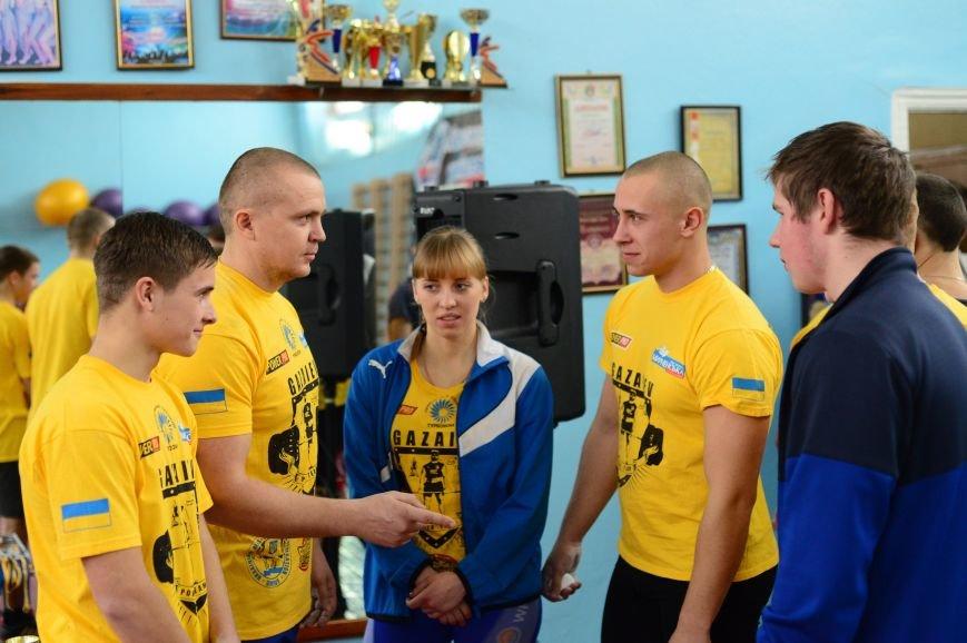 На чемпионате по мас-рестлингу сборная Мелитополя взяла серебро, фото-4