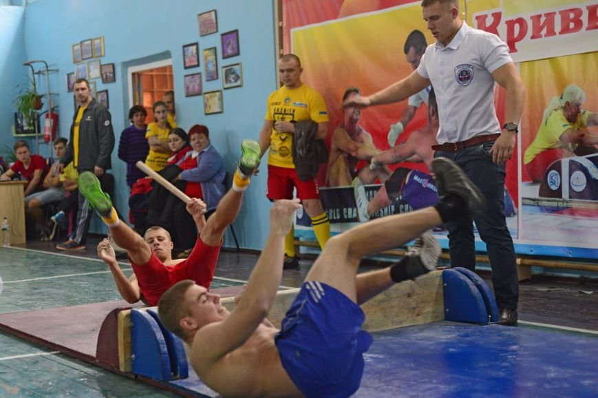 На чемпионате по мас-рестлингу сборная Мелитополя взяла серебро, фото-2