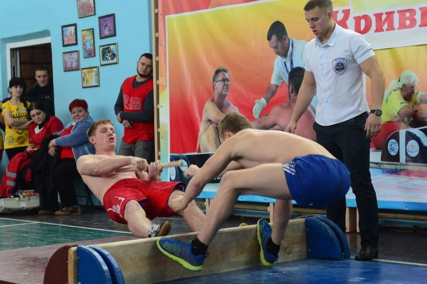 На чемпионате по мас-рестлингу сборная Мелитополя взяла серебро, фото-5