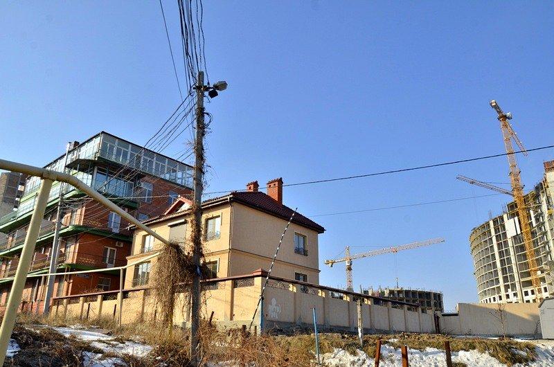 В Одессе на месте санатория выросли высотки (ФОТО), фото-10