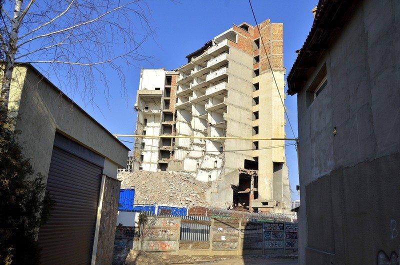 В Одессе на месте санатория выросли высотки (ФОТО), фото-1