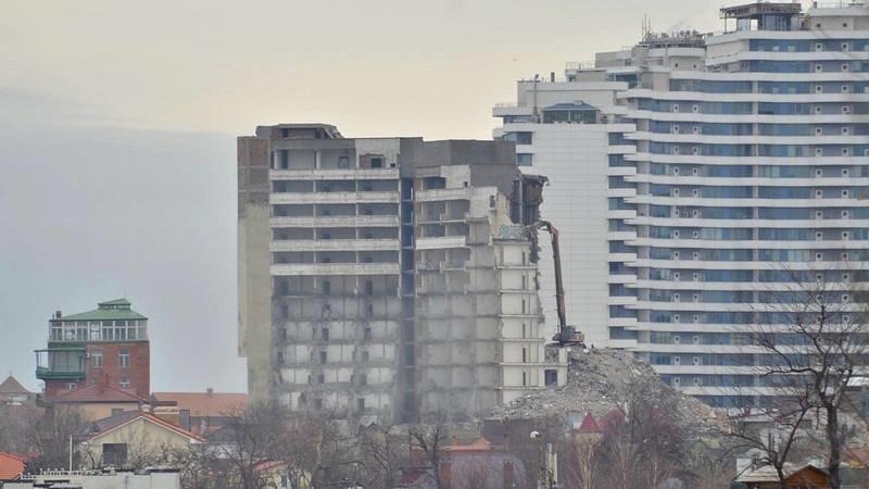 В Одессе на месте санатория выросли высотки (ФОТО), фото-11