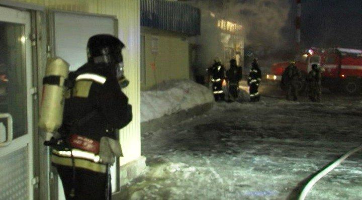 В Петропавловске сгорела бойлерная парикмахерской на 5 км, фото-2