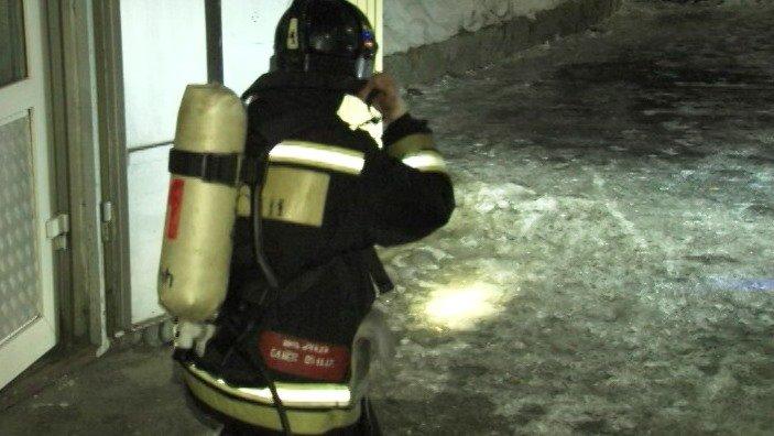 В Петропавловске сгорела бойлерная парикмахерской на 5 км, фото-6
