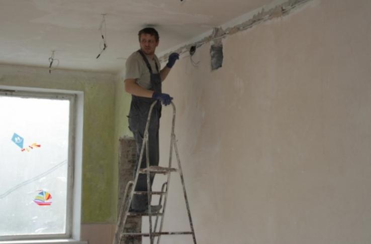 В Бахмуте продолжаются ремонтные работы в детских садах, фото-6