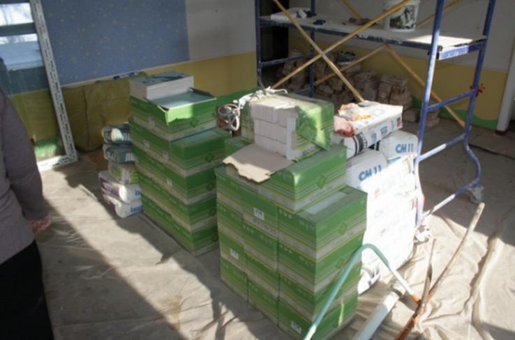 В Бахмуте продолжаются ремонтные работы в детских садах, фото-5