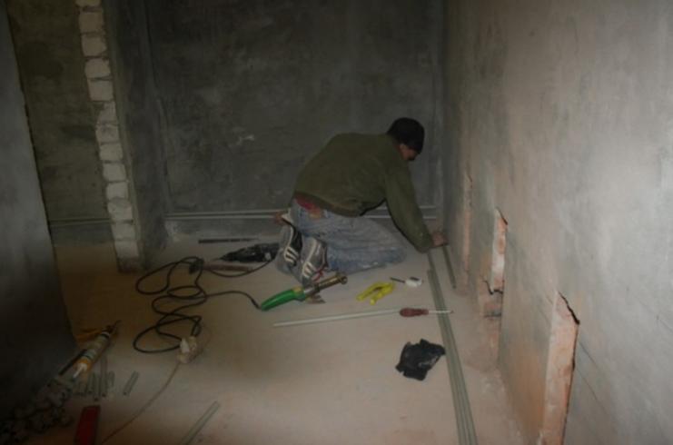 В Бахмуте продолжаются ремонтные работы в детских садах, фото-13