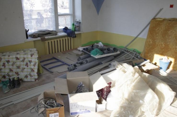 В Бахмуте продолжаются ремонтные работы в детских садах, фото-11