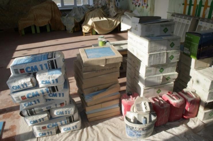 В Бахмуте продолжаются ремонтные работы в детских садах, фото-9