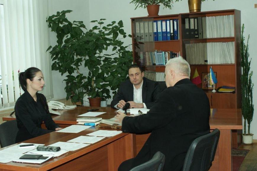 Мэр Каменского провел личный прием граждан, фото-2