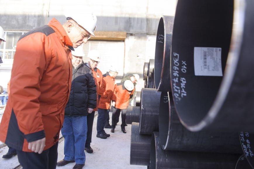 В трубоэлектросварочный цех приехал Дмитрий Пумпянский, фото-5