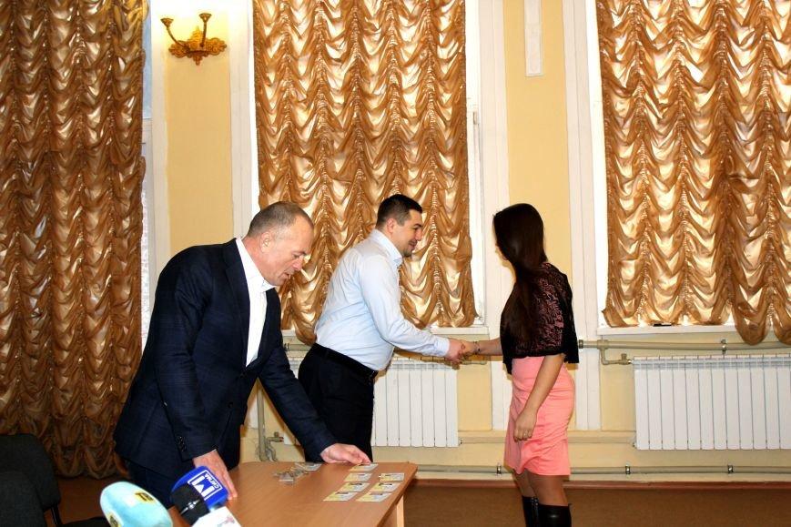 В Мариуполе на стипендии спортсменам выделили 680 тысяч гривен (ФОТО), фото-5