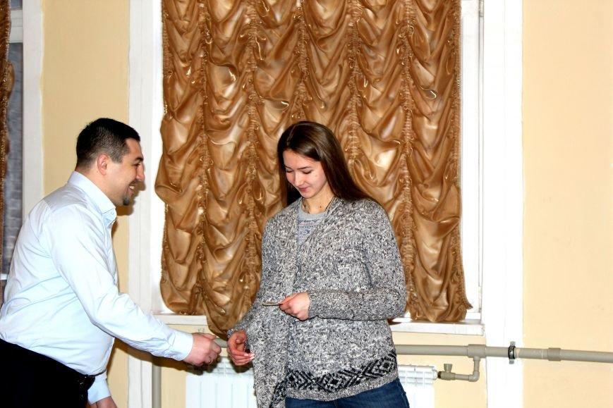 В Мариуполе на стипендии спортсменам выделили 680 тысяч гривен (ФОТО), фото-6