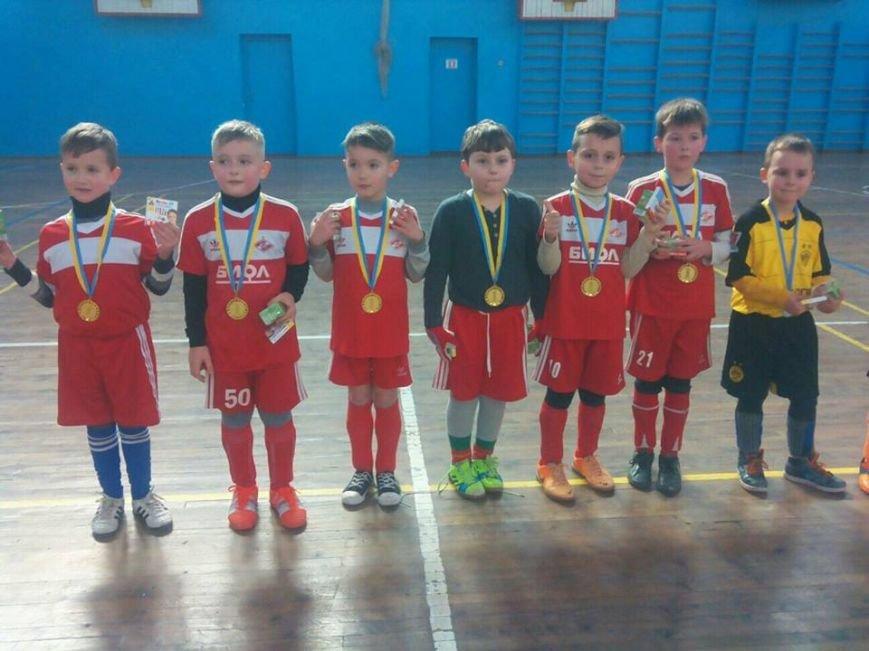 Мелитопольцы завоевали кубок по мини-футболу, фото-2