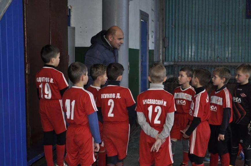 Мелитопольцы завоевали кубок по мини-футболу, фото-1