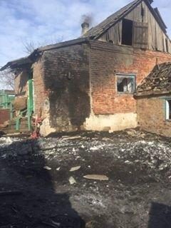 В Авдеевке обнаружили первую жертву обстрелов среди мирного населения (ФОТО), фото-1