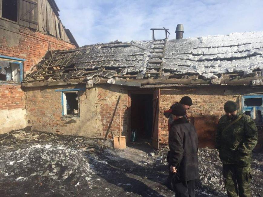 В Авдеевке обнаружили первую жертву обстрелов среди мирного населения (ФОТО), фото-2