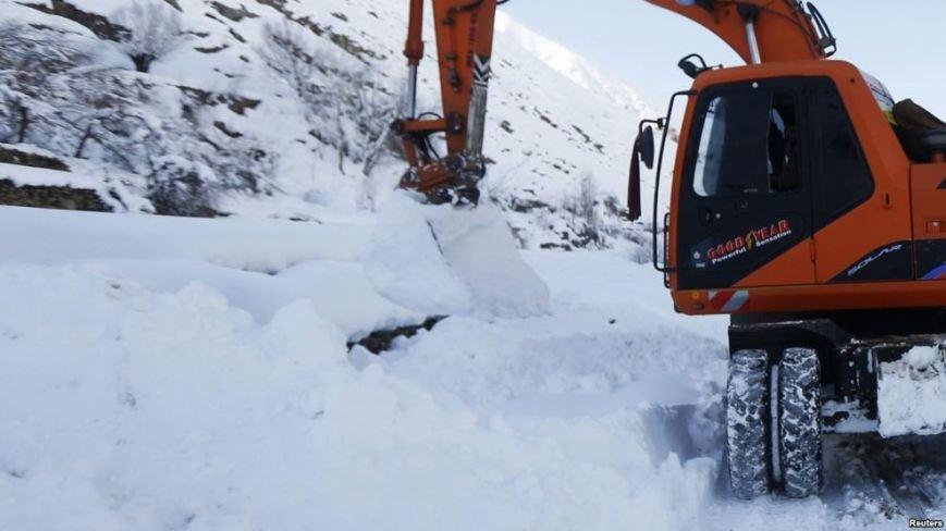 2-3 лютого на дороги Закарпаття можуть зійти лавини - ДСНС, фото-1