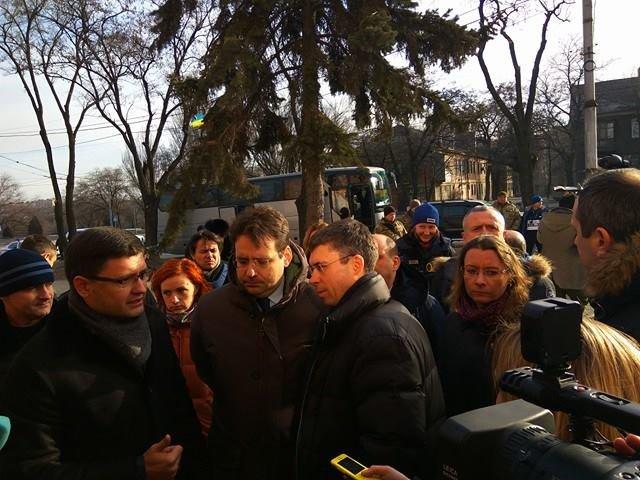 В Мариуполь приехали министр и посол из Франции (ФОТО+ДОПОЛНЯЕТСЯ), фото-3