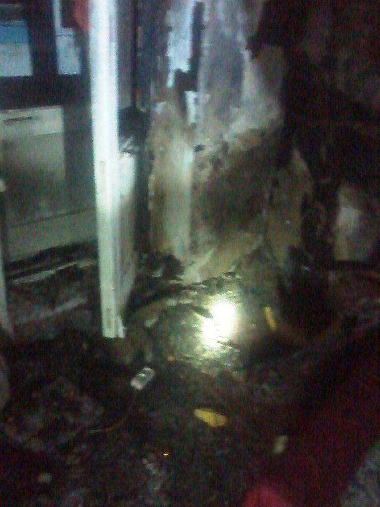 У Новограді-Волинському рятувальники ліквідували пожежу в однокімнатній квартирі житлового будинку, фото-1