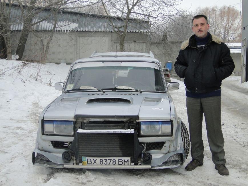 Найяскравіші автомобілі Хмельницького: повністю модернізований радянський «ВАЗ» (ФОТО, ВІДЕО), фото-2