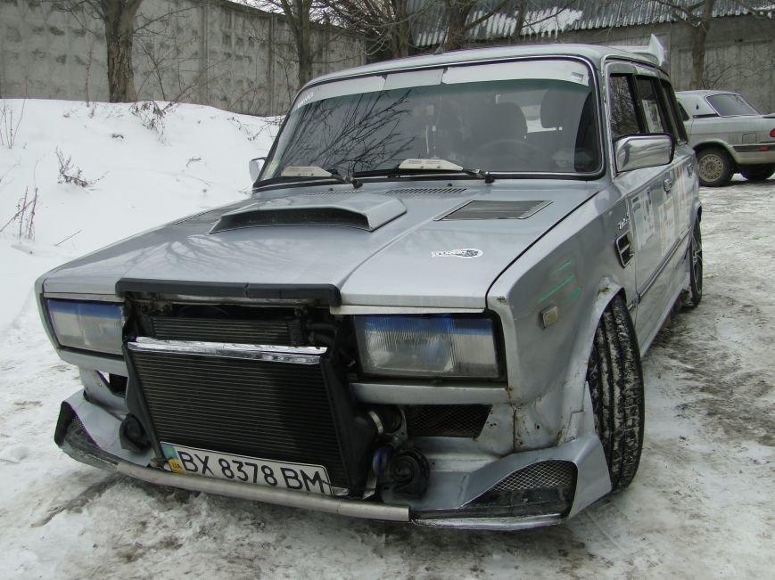 Найяскравіші автомобілі Хмельницького: повністю модернізований радянський «ВАЗ» (ФОТО, ВІДЕО), фото-1