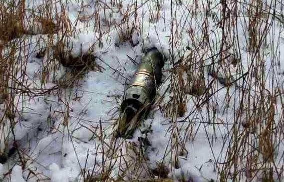На Мариупольском направлении обнаружены неразорвавшиеся 122-мм снаряды (ФОТО), фото-4