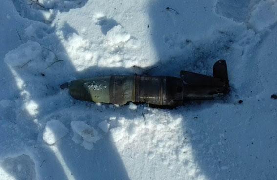 На Мариупольском направлении обнаружены неразорвавшиеся 122-мм снаряды (ФОТО), фото-1
