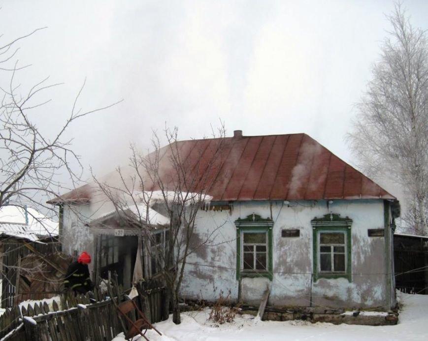 На Черниговщине в пожаре пострадал 25-летний мужчина, фото-3